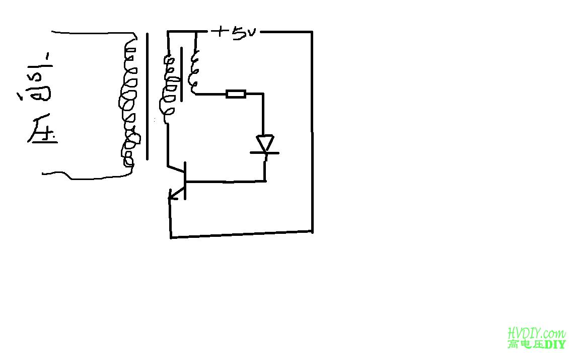 简易电路原理图